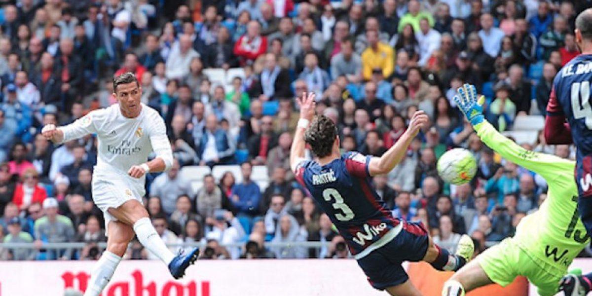¡Fiesta blanca! Con cuadro alterno, Real Madrid vence 4-0 a Éibar