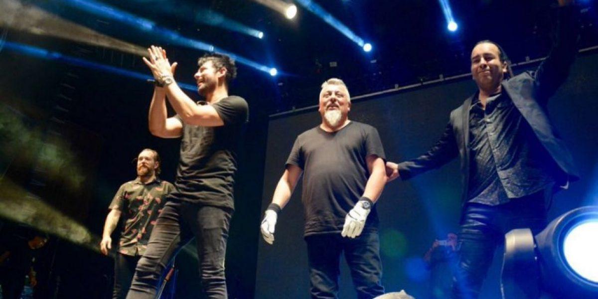 """La Ley lleva al éxtasis a sus fans mexicanos con su """"Adaptación Tour"""""""