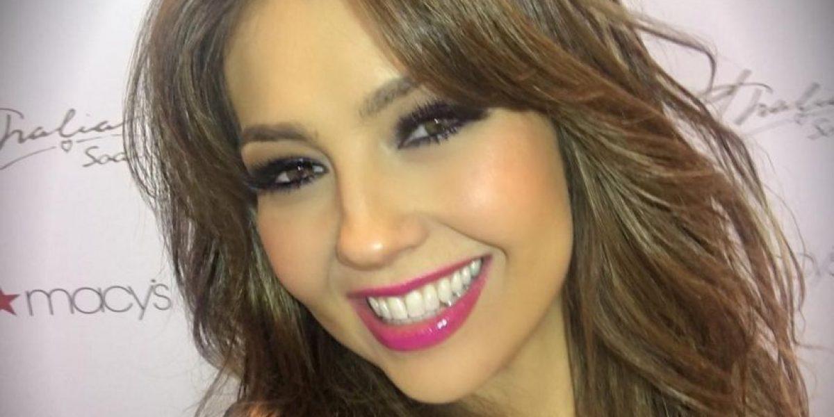 Carmen Salinas se burla de enfermedad de Thalía