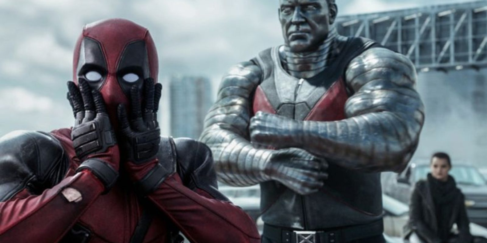 "Mejor Pelea: ""Deadpool"" Foto: Vía Instagram/Movie"