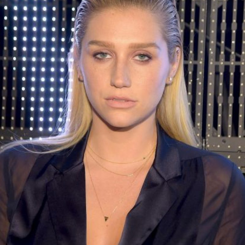 En octubre de 2014, Kesha causó gran polémica al declarar que, durante 10 años, había sido víctima de los abusos sexuales, físicos, emocionales y verbales. Foto:Getty Images
