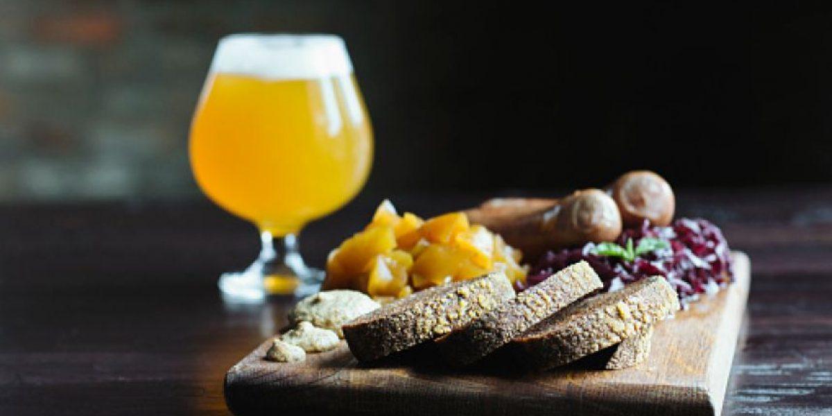 Del plato fuerte al postre; con qué cerveza combinar casi toda la comida