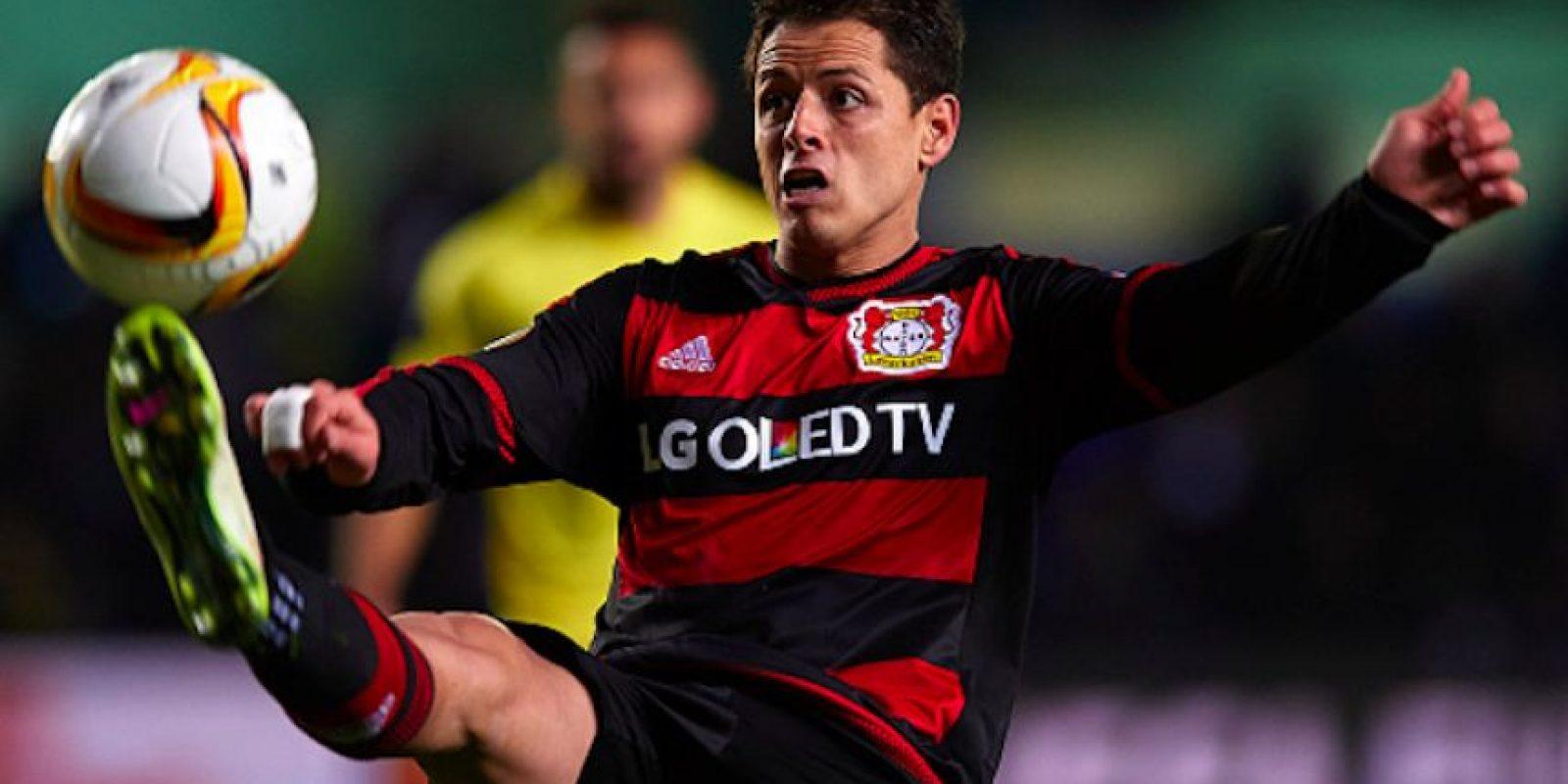 """""""CH7"""" juega para el Bayer Leverkusen alemán Foto:Getty Images"""