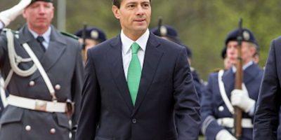 Enrique Peña Nieto, presidente de la República Mexicana Foto:Getty Images