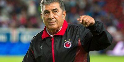 Carlos Reinoso, técnico del Veracruz Foto:Twitter