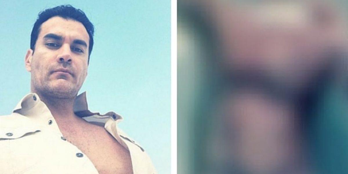 """David Zepeda """"enciende"""" las redes sociales con candente foto"""