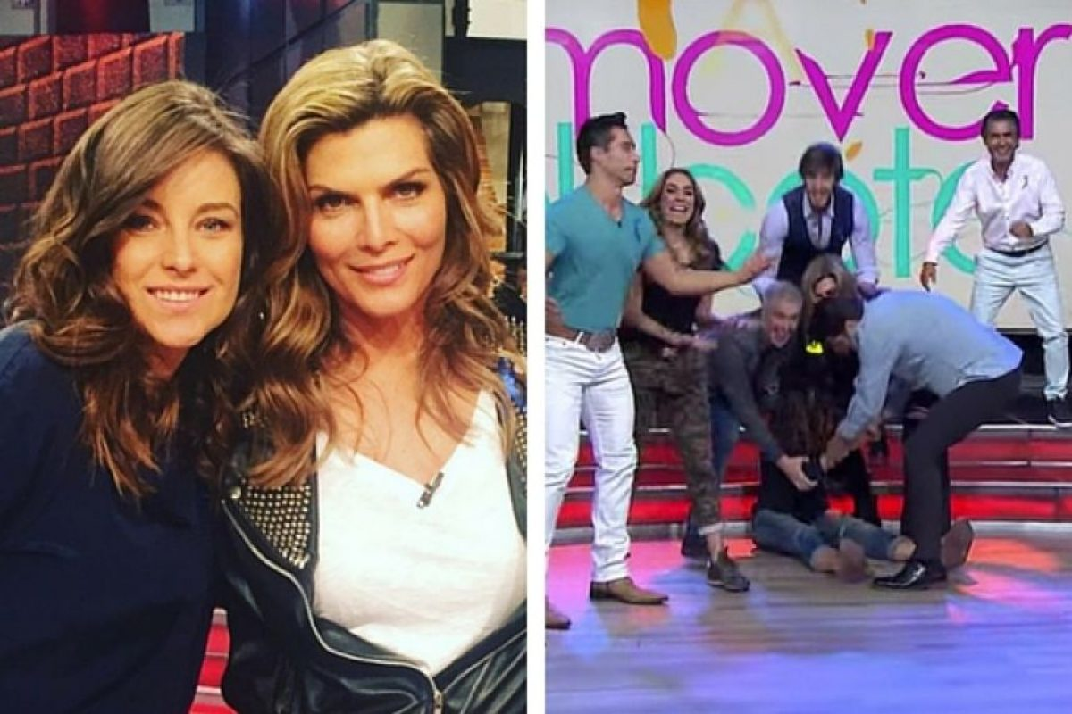 Foto:Instagram/dominikapaleta – Televisa