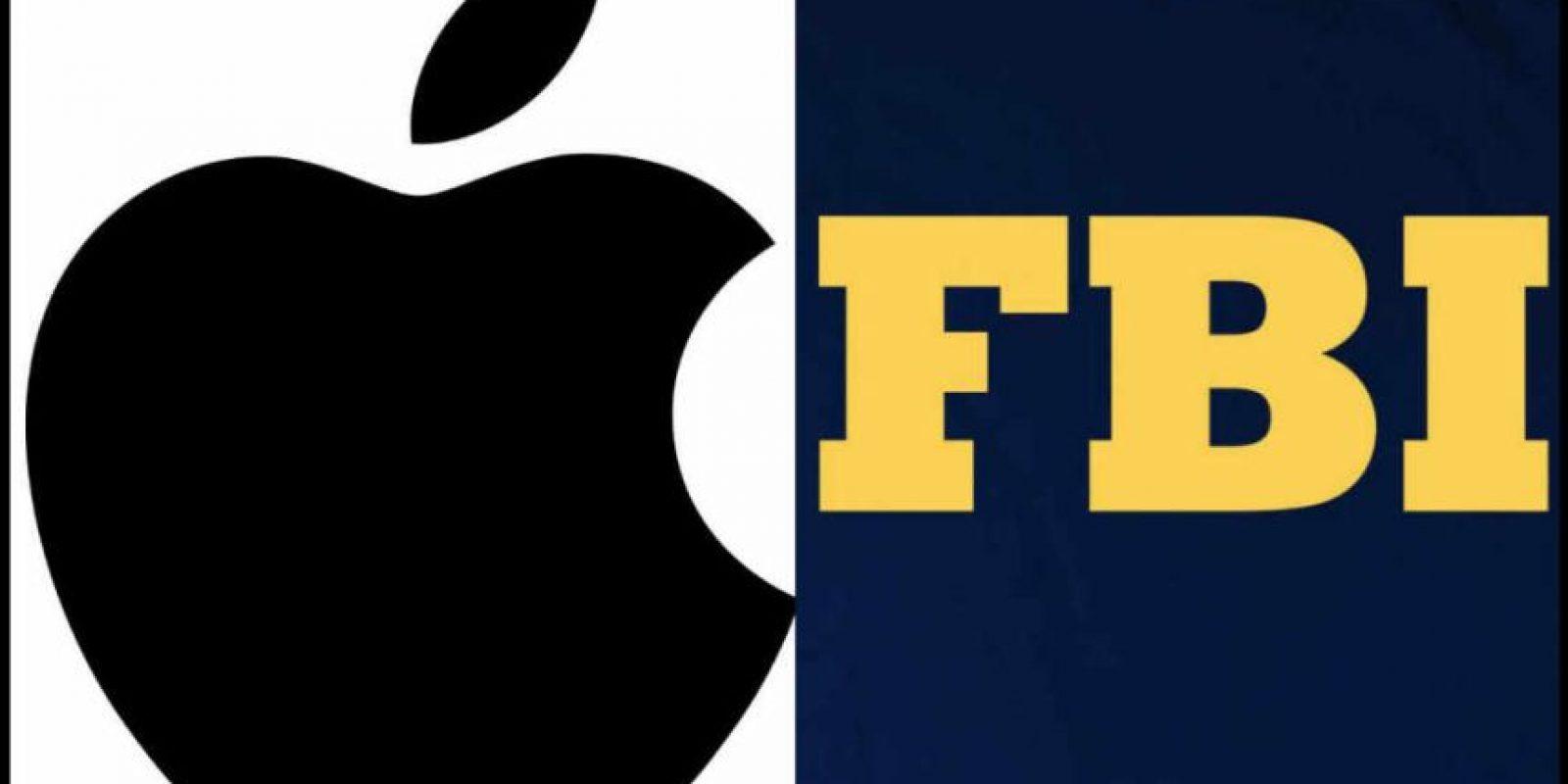 Los problemas entre Apple y el FBI se acentuaron gracias a un iPhone. Foto:Apple/FBI