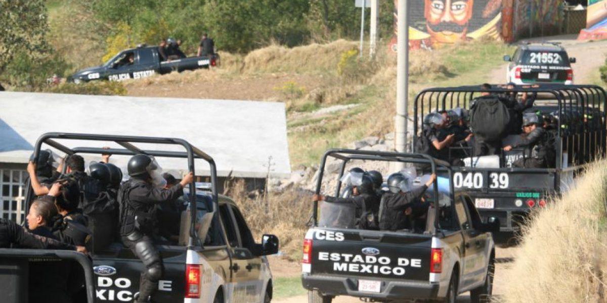Cuatro heridos tras enfrentamiento por construcción de autopista de Higa