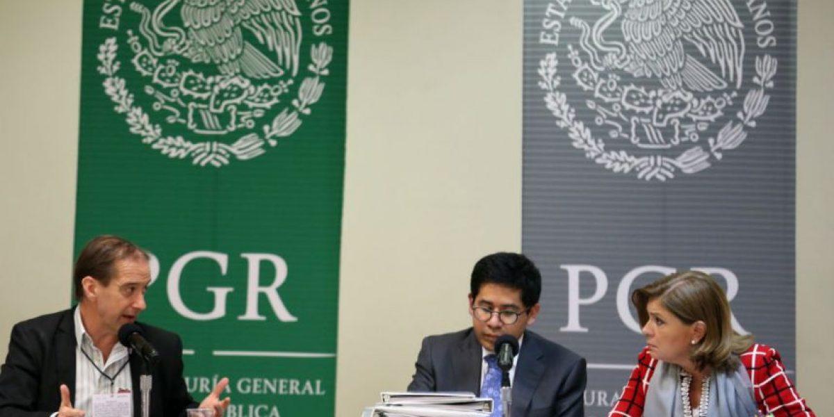 PGR y Segob se reúnen con integrantes del GIEI