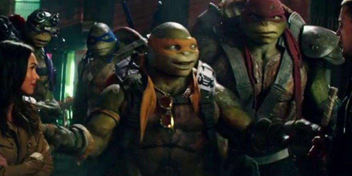 """Liberan nuevo tráiler de """"Tortugas Ninja 2: Fuera de las sombras"""""""