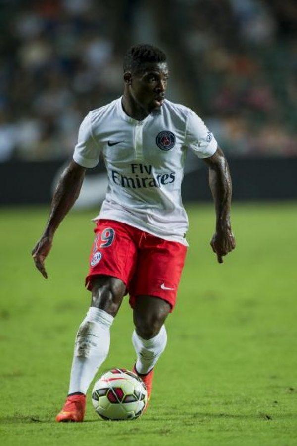 Serge Aurier (PSG) Foto:Getty Images