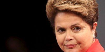 Dilma Rousseff podría enfrentarse a un juicio político Foto:Getty Images