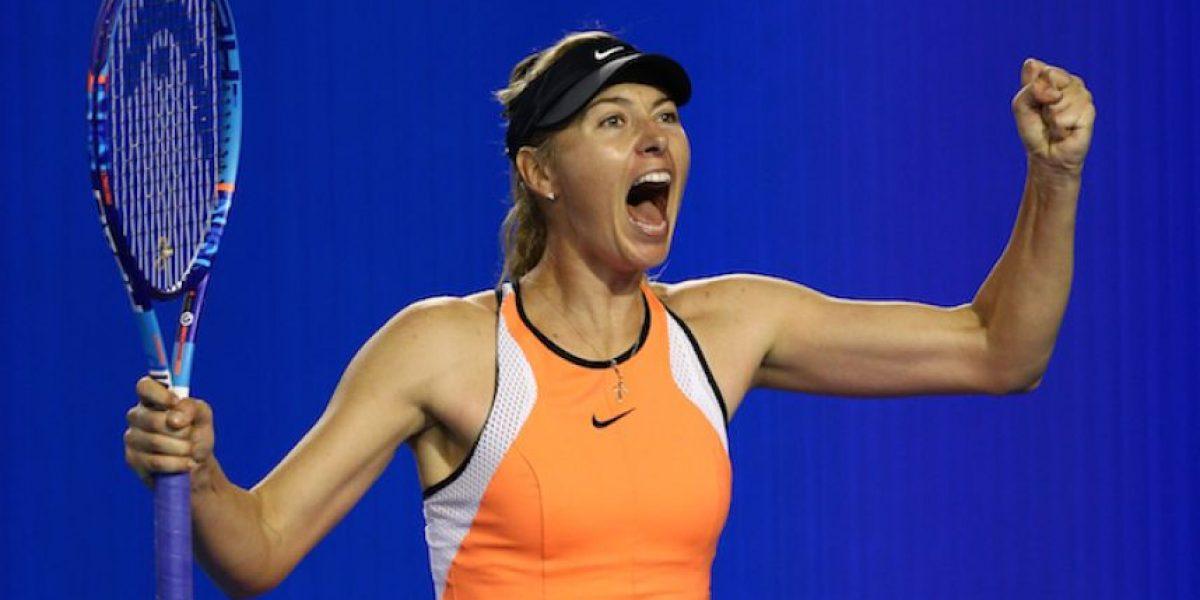¡Contemplada para Río 2016! Rusia espera que Sharapova pueda participar