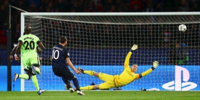 En aquel partido, Zlatan Ibrahimovic falló un penal Foto:Getty Images