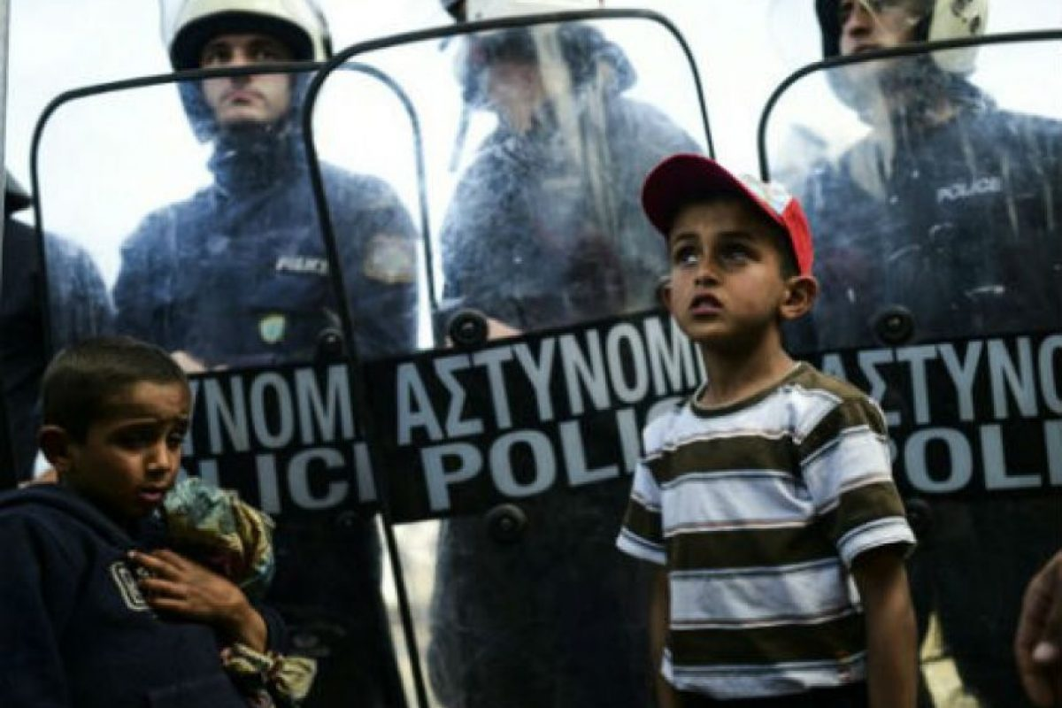 Las organizaciones de derechos humanos han criticado duramente el acuerdo entre Europa y Turquía Foto:AFP