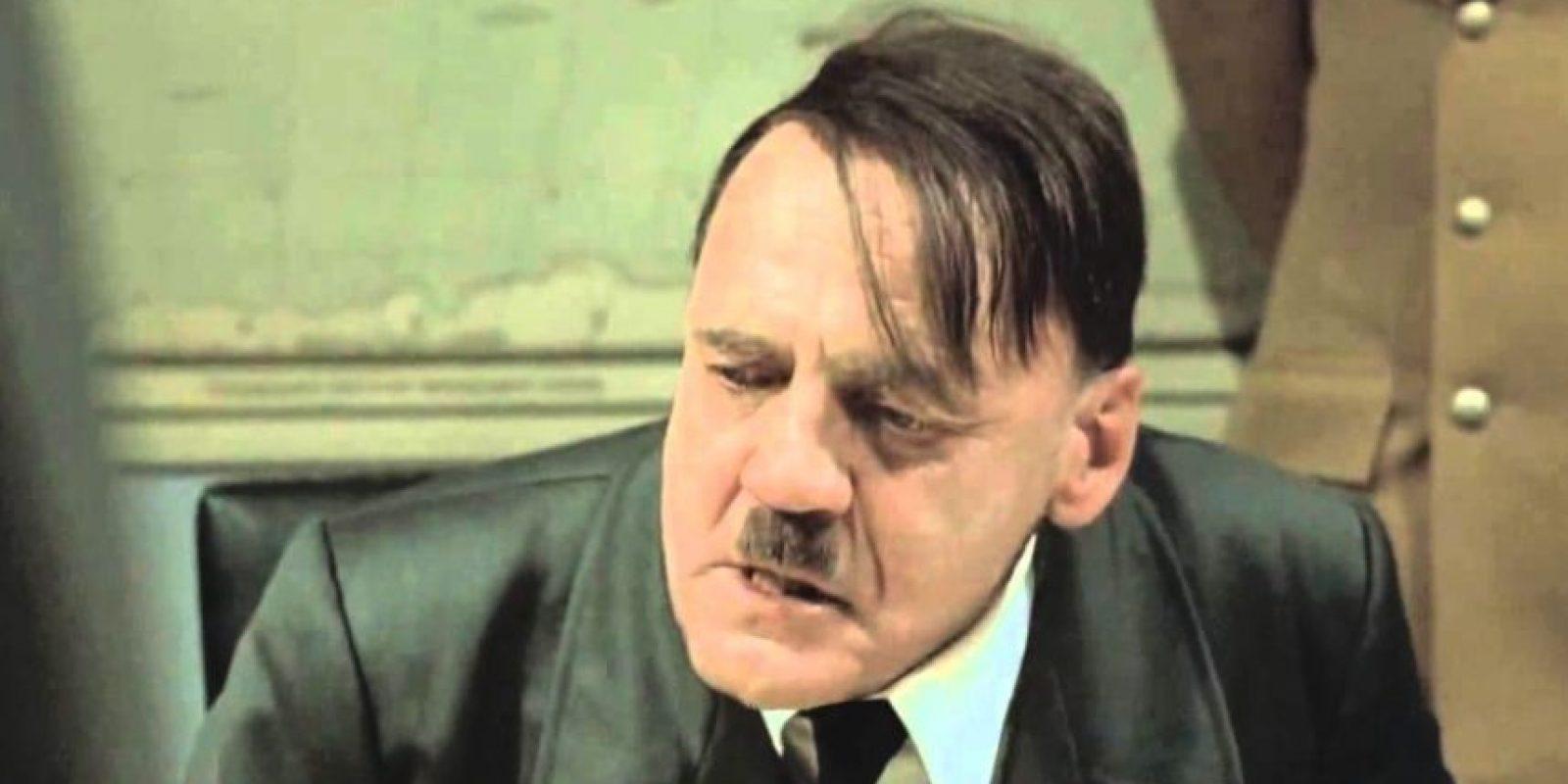 """… o por aquello llamado """"lo políticamente incorrecto"""", muchos han parodiado la figura del dictador. Foto:vía Constantin Film"""