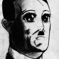 Que narra la historia de un japonés y alemán, teniendo como centro a Hitler. Foto:vía Shunkan Bunshun