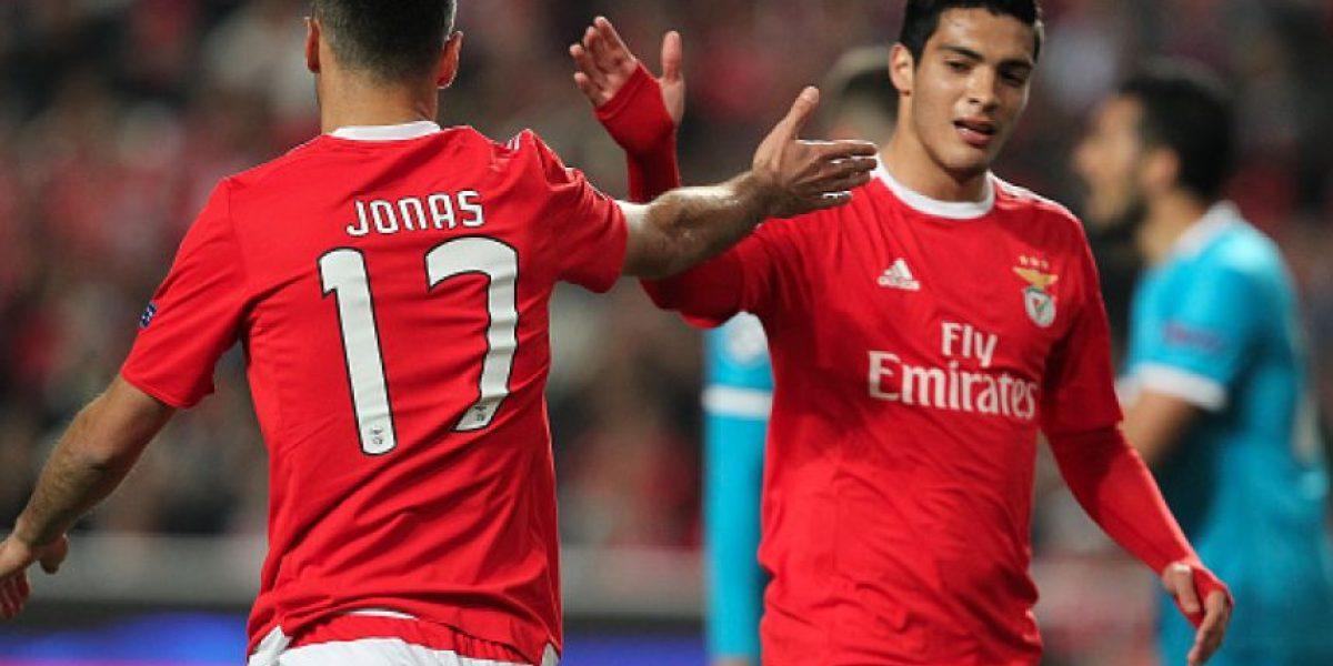 Raúl Jiménez, la nueva estrella que brilla en Benfica