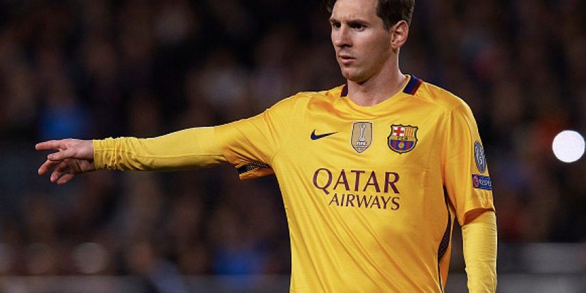 ¡Multimillonario! Messi ganó en 2015 nada más 84 millones de dólares