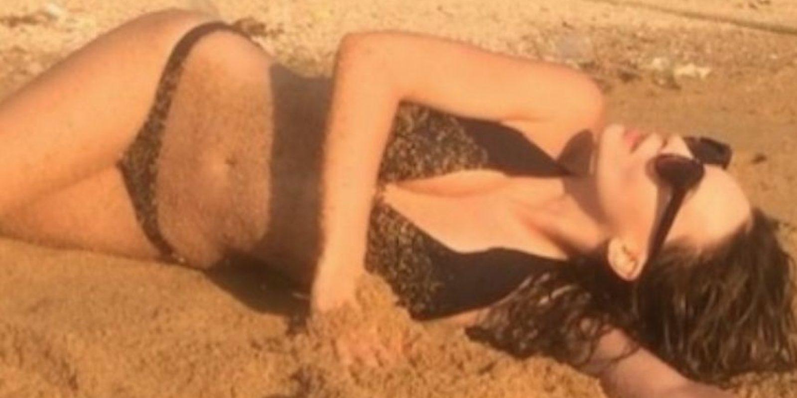 Bikinis de Belinda que conquistan en Instagram Foto:Vía Instagram/@belindapop