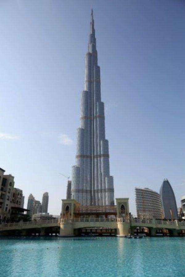La construcción comenzó el 21 de septiembre de 2004. Foto:Getty Images
