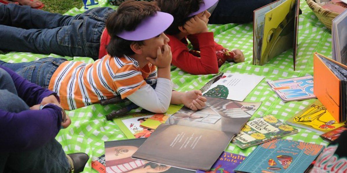 Aumenta la imaginación en un Picnic Literario en la CDMX