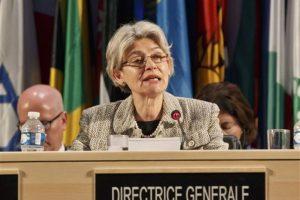Candidata Irina Bokova de Bulgaria Foto:AP
