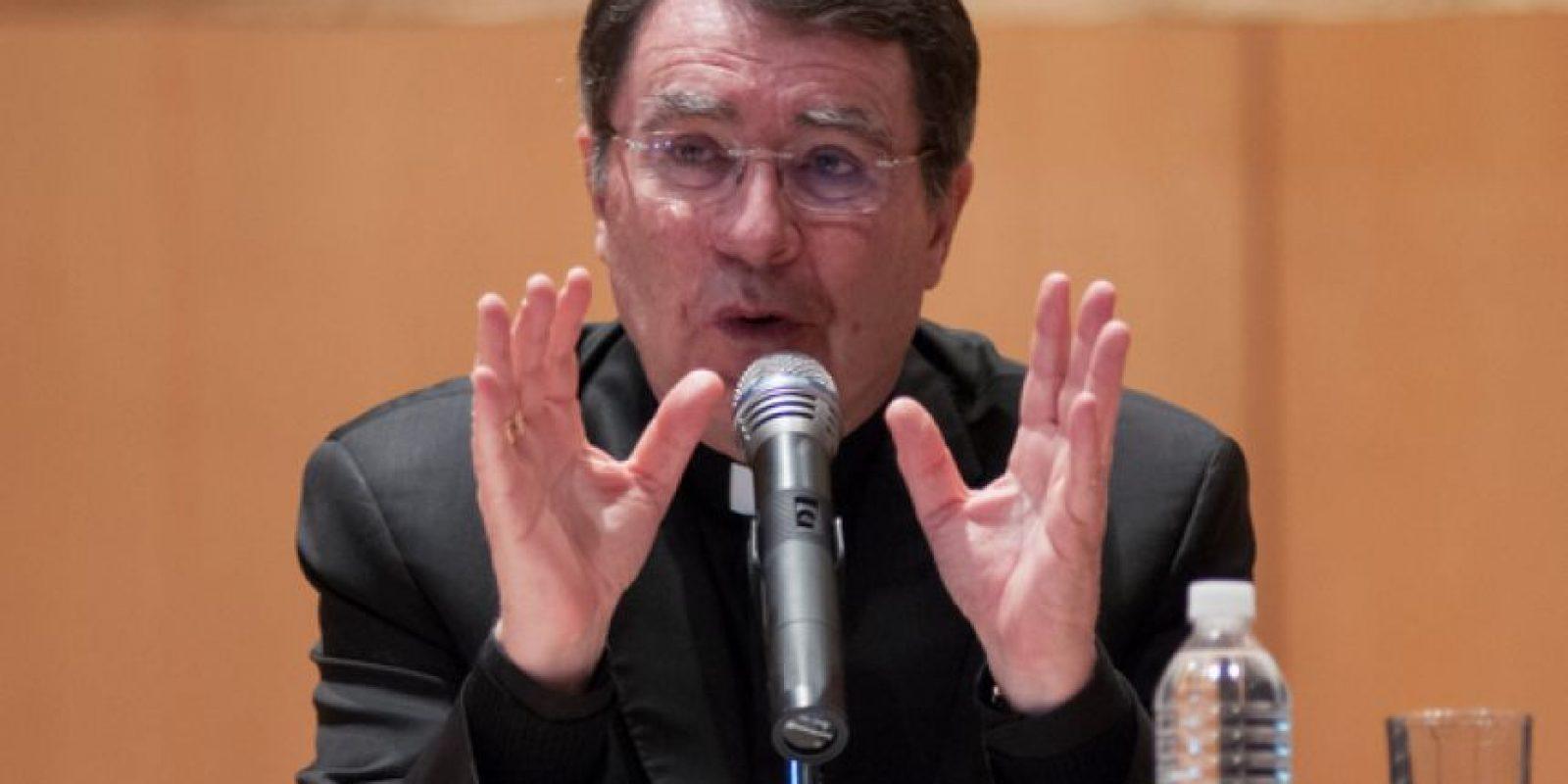 El nuncio apostólico de México, Christophe Pierre fue nombrado el nuevo nuncio de EU, en sustitución de Carlo María Vigano. Foto:Cuartoscuro