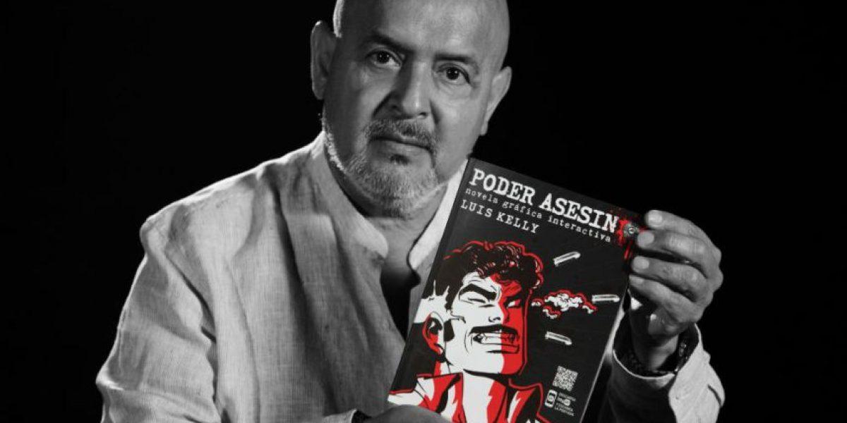 Poder Asesino, la intrigante novela interactiva de Luis Kelly