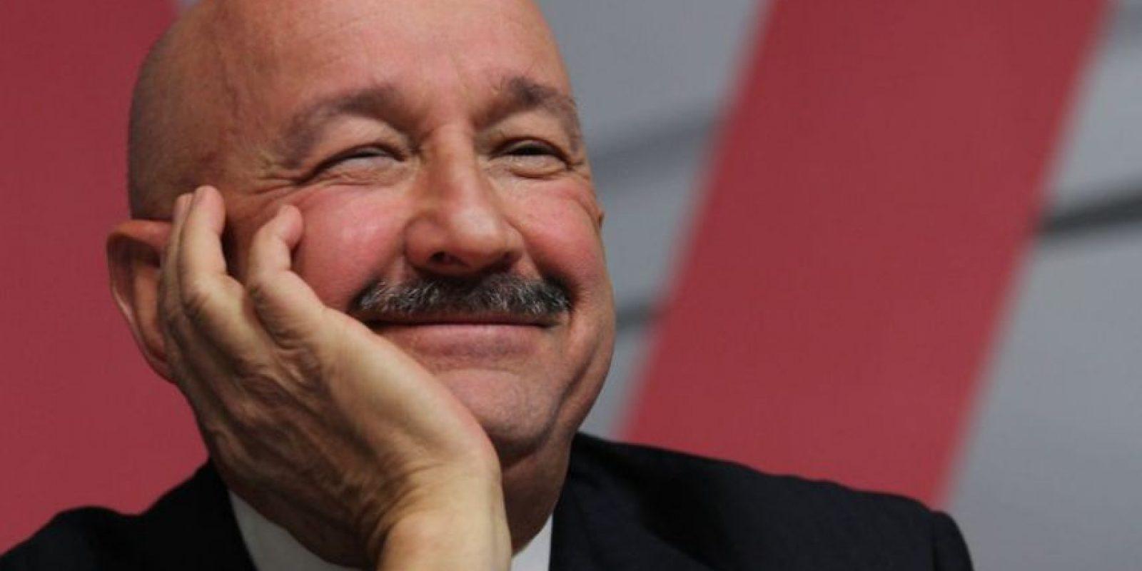 Carlos Salinas, ex presidente de México Foto:Cuartoscuro