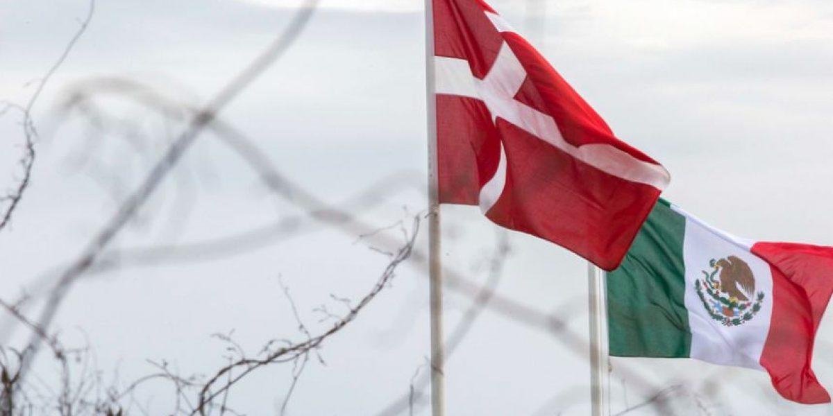 Empresas danesas interesadas en México: Reina Margarita II