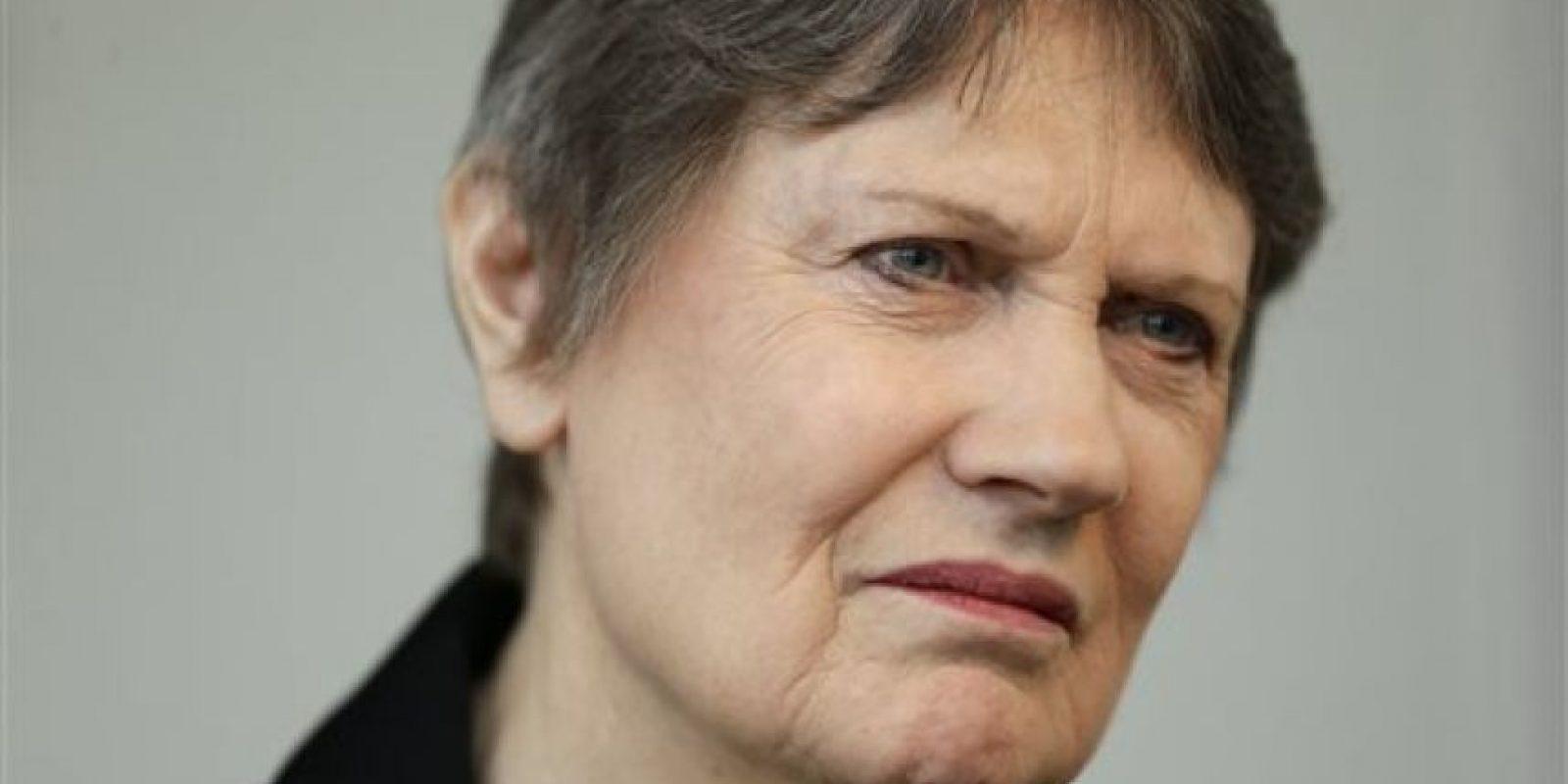 Candidata Helen Clark, de Nueva Zelanda Foto:AP