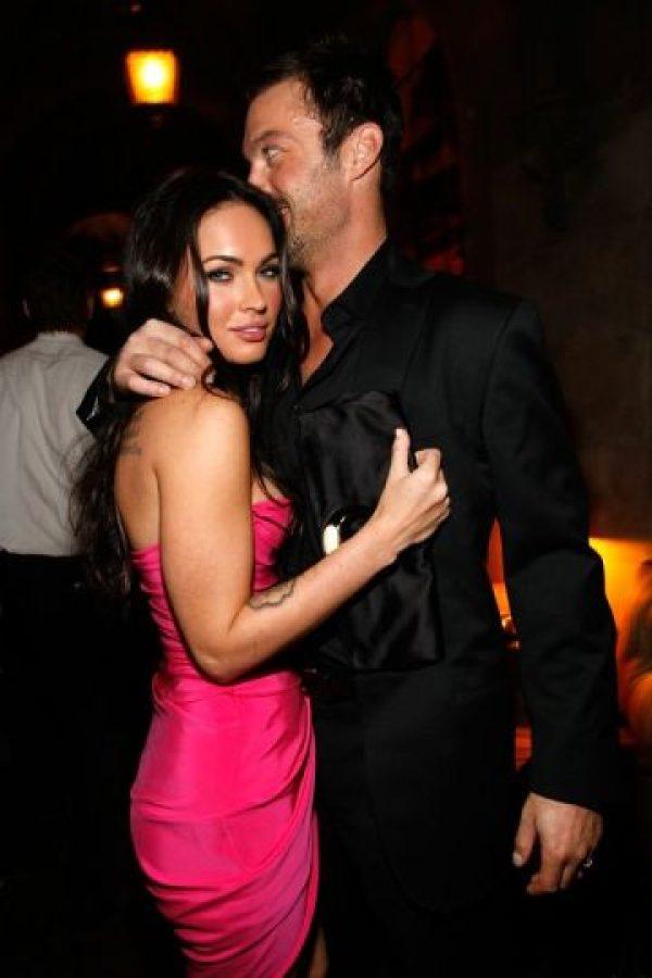 Actualmente estaban tramitando el divorcio Foto:Getty Images