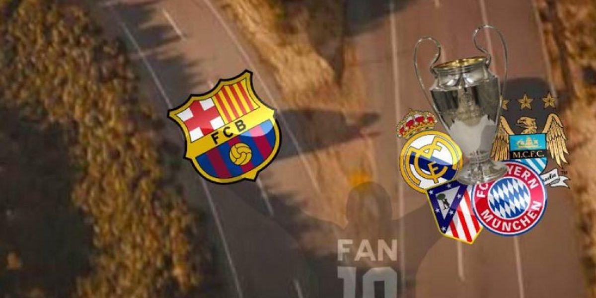 Los memes de la eliminación de Barcelona de la Champions League
