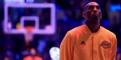 """""""No quiero ser el próximo Michael Jordan, sólo quiero ser Kobe Bryant"""" Foto:Getty Images"""