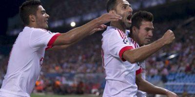 """Haber caído por la mínima diferencia en el Allianz Arena, le da esperanza a las """"Águilas"""" Foto:Getty Images"""