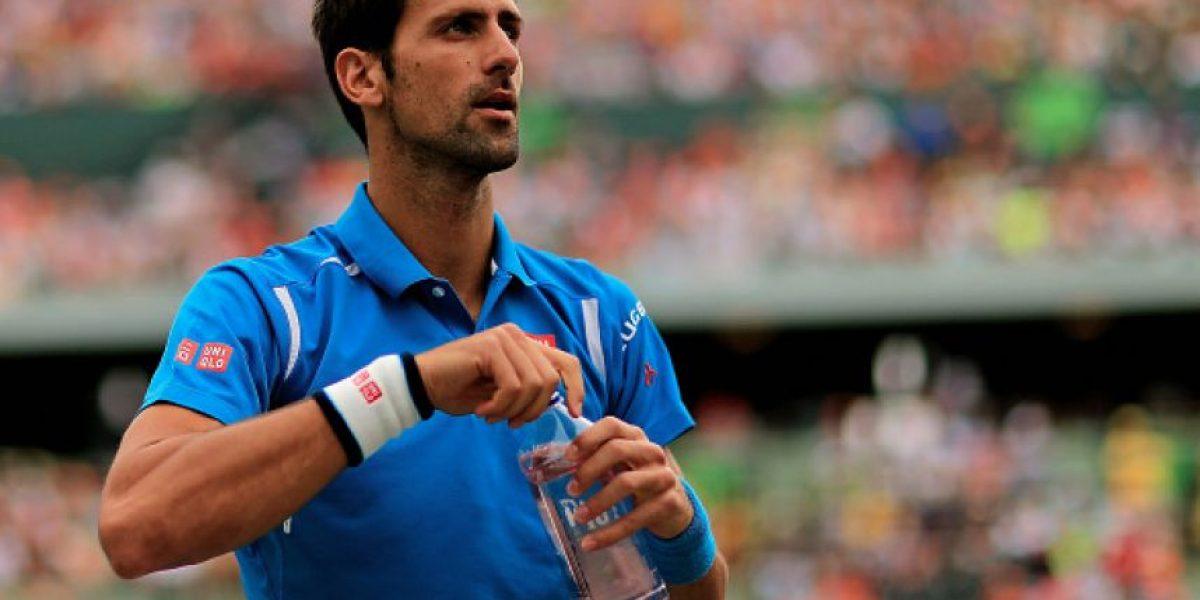 ¡Sorpresa! Djokovic fue eliminado por el clasificado en el lugar 55