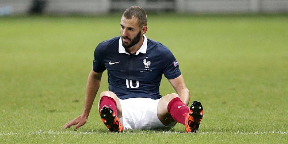 OFICIAL: Karim Benzema no jugará la Eurocopa