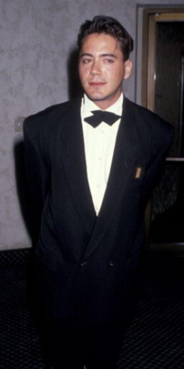 Y para finales de los años 90 ya era consagrado. Foto:vía Getty Images
