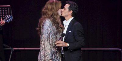 Así lucía la pareja en sus mejores tiempos Foto:Getty Images