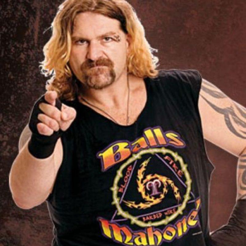 Balls Mahoney falleció a los 44 años Foto:WWE