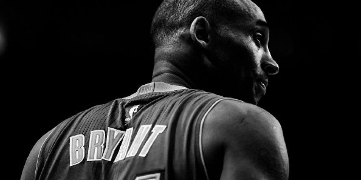 Los números de Kobe Bryant tras 20 años de carrera