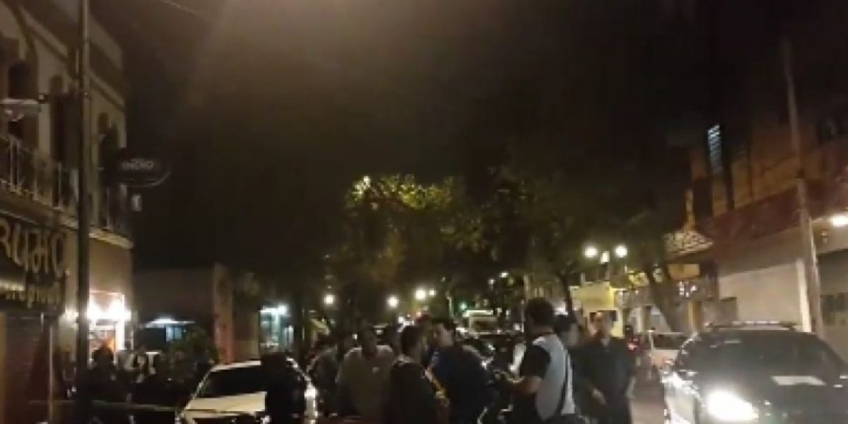 Reportan tiroteo frente a la Arena México