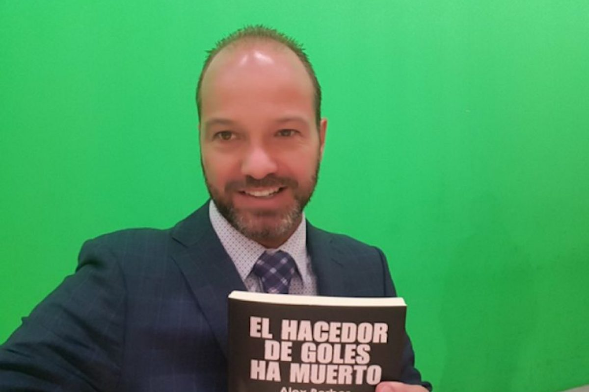 """El """"Dr. García"""" jamás jugó en Atlas, pero podría llegar al club como directivo Foto:Twitter"""