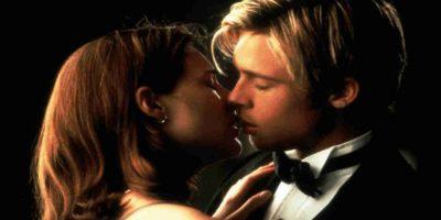 El beso romántico viene de las tradiciones medievales. Foto:Getty Images