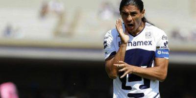 Con la UNAM Francisco Palencia conquistó el Clausura 2009 y el Clausura 2011. Foto:Mexsport