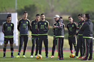 La Selección sólo estará concentrada por tres días. Foto:Mexsport