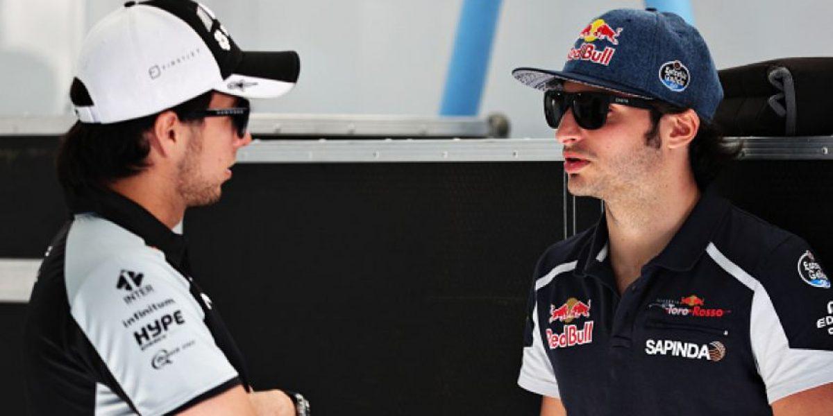 Pruebas para el GP de China: Checo terminó noveno; Esteban fue penúltimo