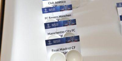 El Real Madrid enfrentará al Manchester City Foto:twitter.com/ChampionsLeague/